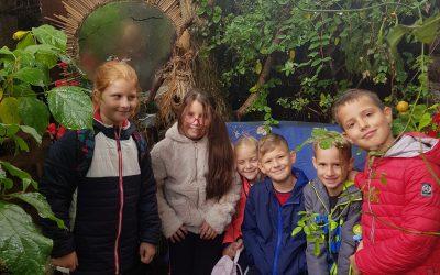 Jesenski naravoslovni dan – ogled vrta