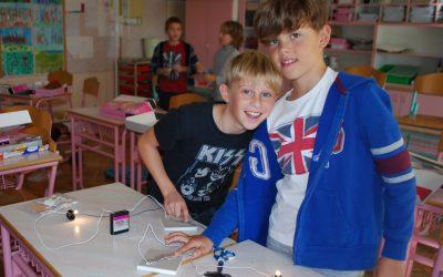 Tehniški dan v 4. razredu